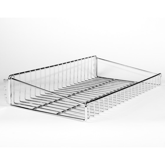 SB560SS Stainless Open Wire Basket